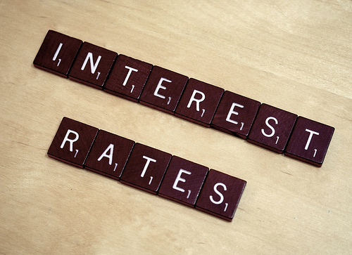 interest rate photo