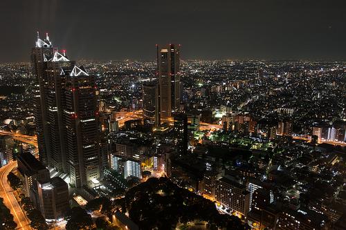 新宿 photo