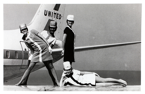 stewardess photo