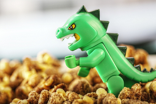 godzilla lego photo