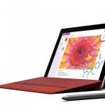 【US/UK】Surface 3を買うと英語キーボード(タイプカバー)が無料でついてくるセールが開催中