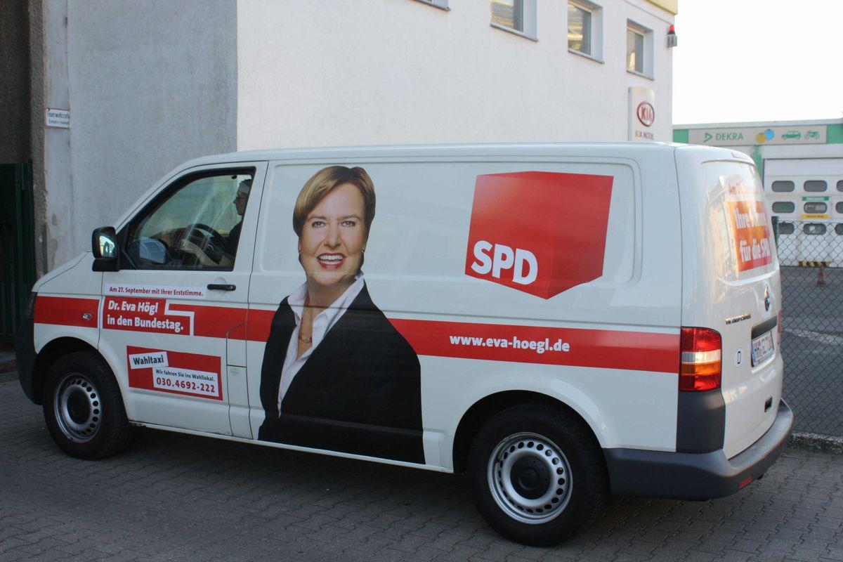 election-van