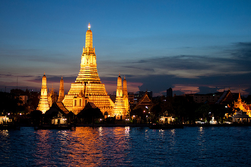 wat arun photo