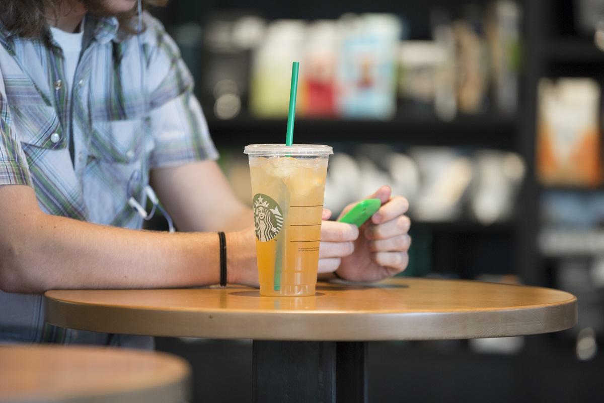 Starbucks and Spotify
