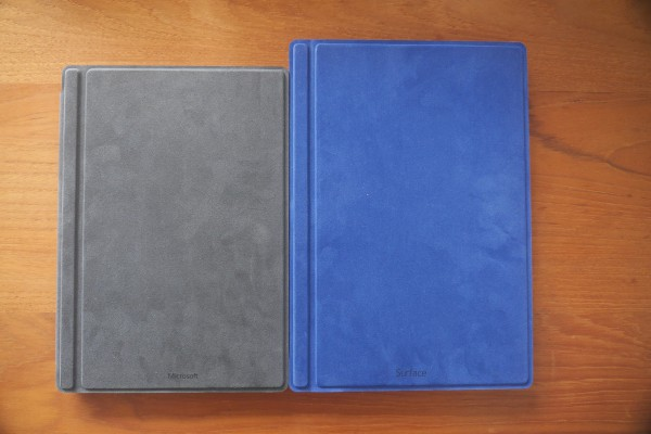 Surface type covers