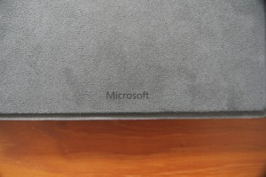 Surface 3 type cover logo