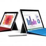 【比較】Surface 3とSurface Pro 3の外観を徹底的に比べてみました