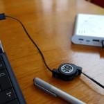 【朗報】Surface 3をモバイルバッテリーとセットで使うと稼働時間が伸びる以外の大きなメリットがあった!