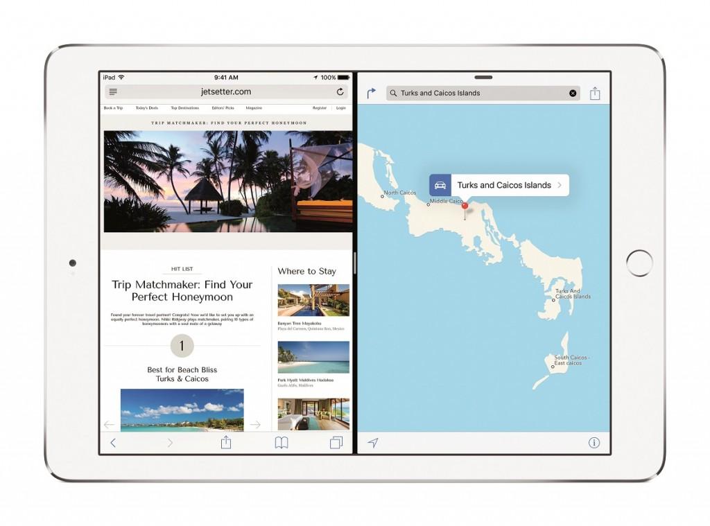 iPad Split View