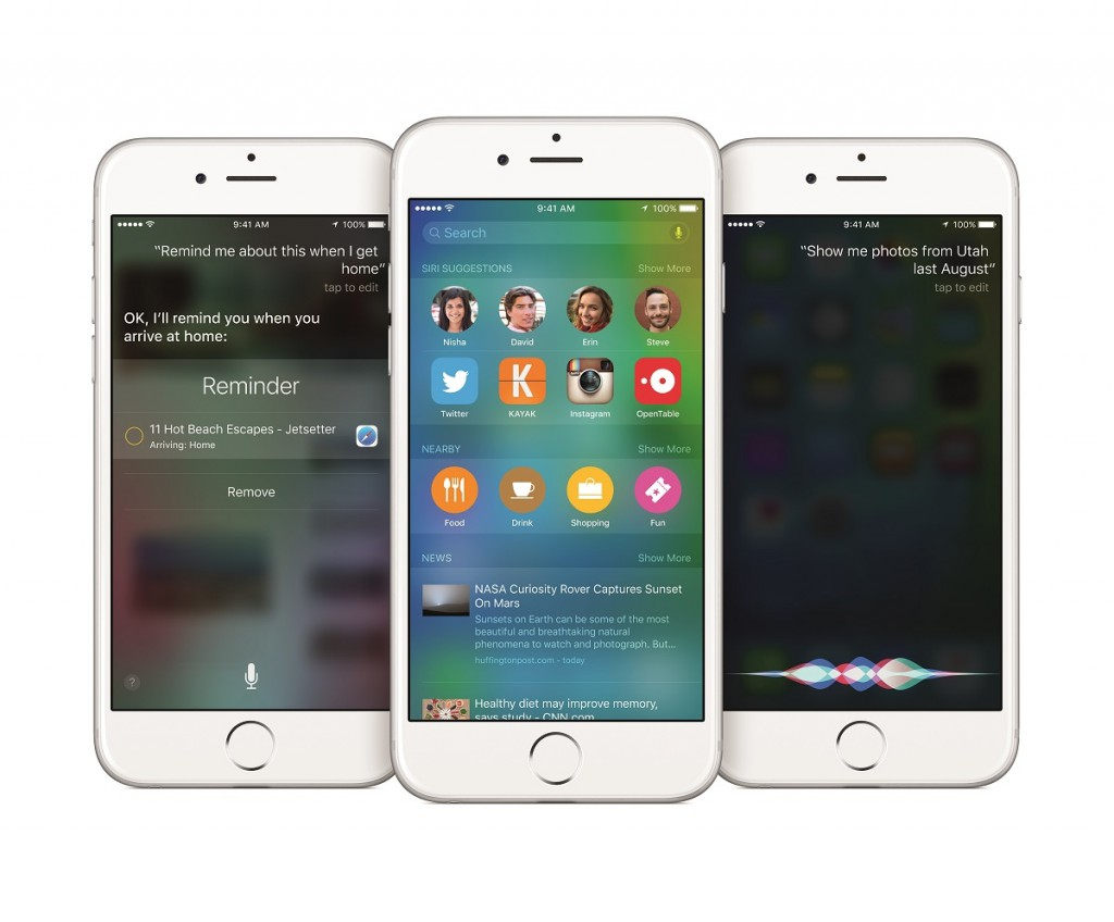 iOS 9 Search