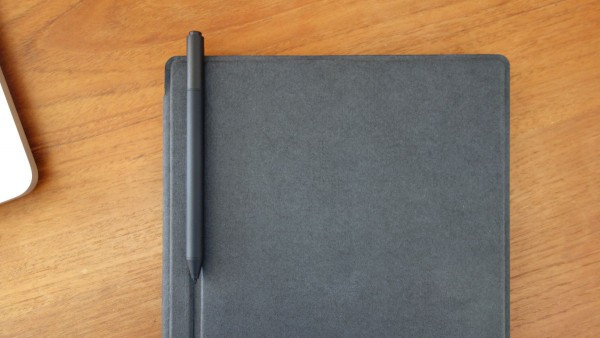 Surface Typecover with Surface Pen