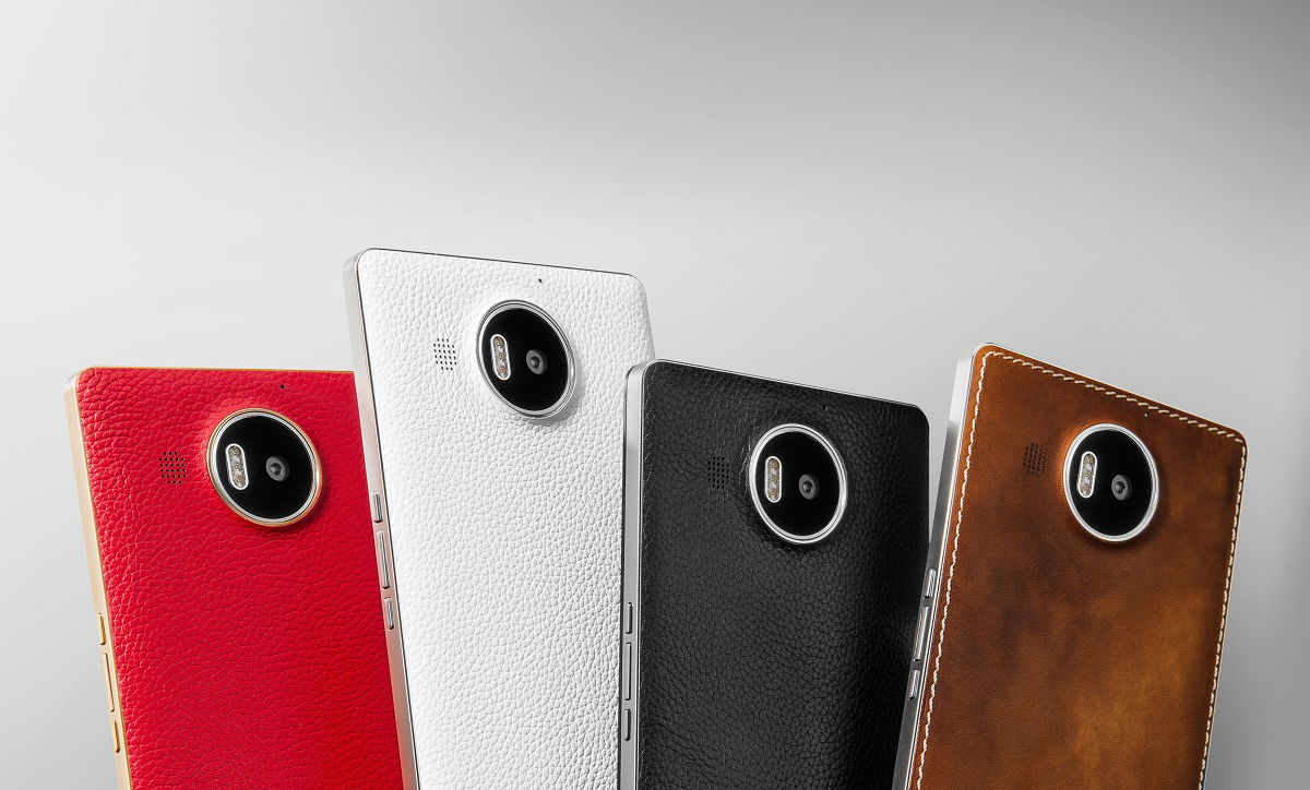 Mozo Accessories' Lumia 950/XL cover