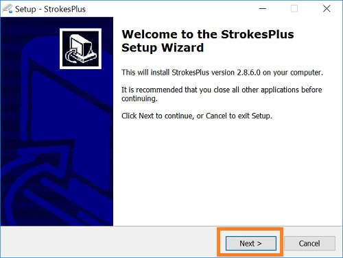 StrokesPlus 5