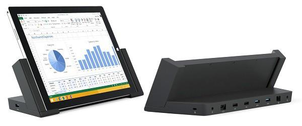 Surface Pro 3 Docking Station