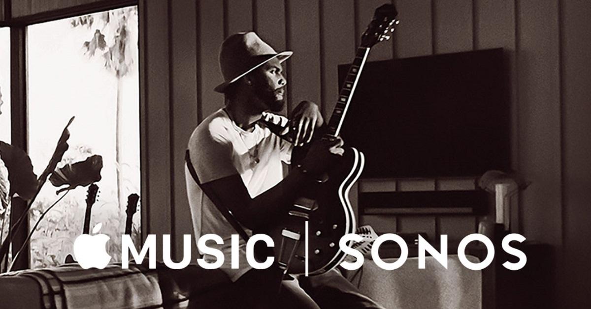 Sonos meets Apple Music