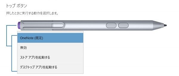 Surface pen 18