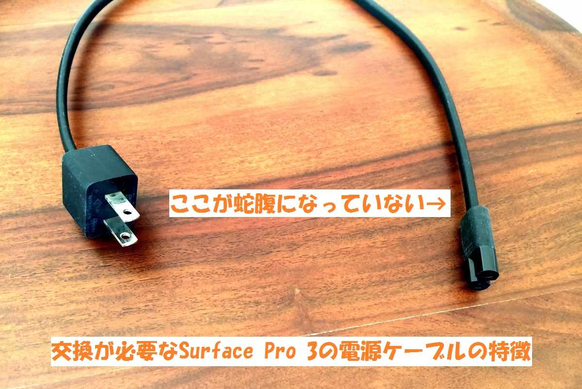 Surface Pro 3 cable