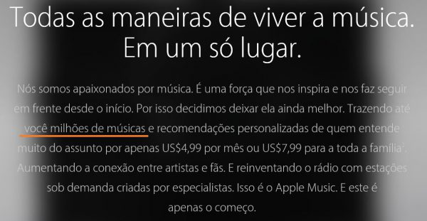 Apple Music BR