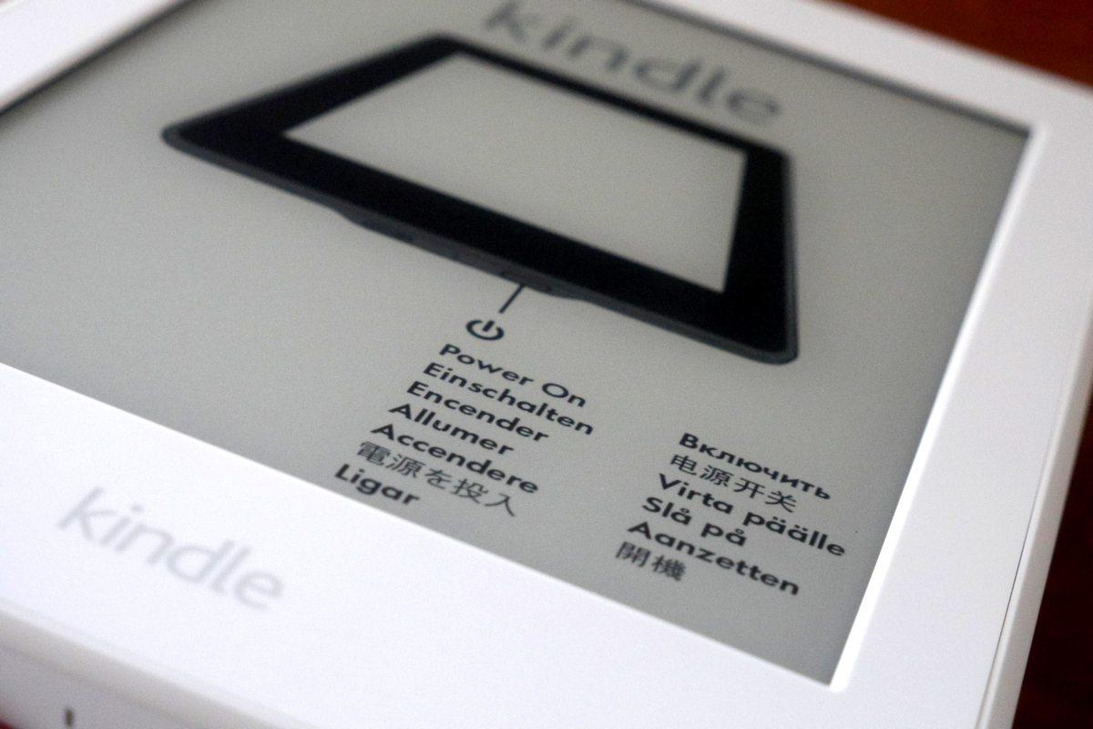 Kindle Paperwhite 10