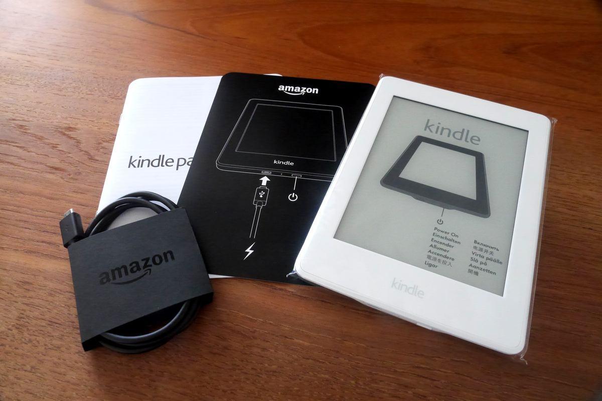 User's Guide: Amazon Kindle - YouTube