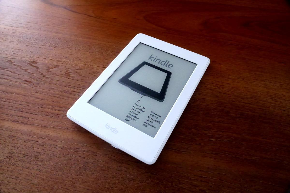 Kindle Paperwhite 8
