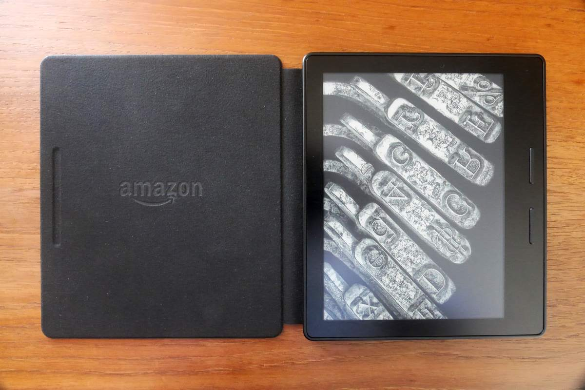 Amazon Kindle Oasis - 7