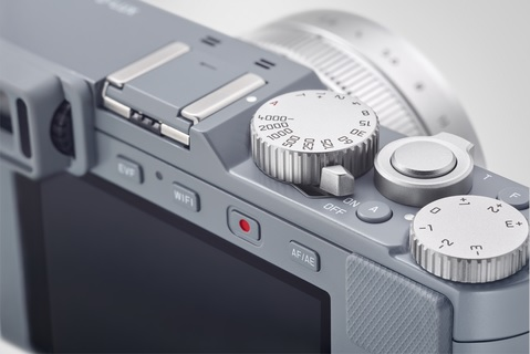 Leica D-LUX Typ 109 accessory shoe