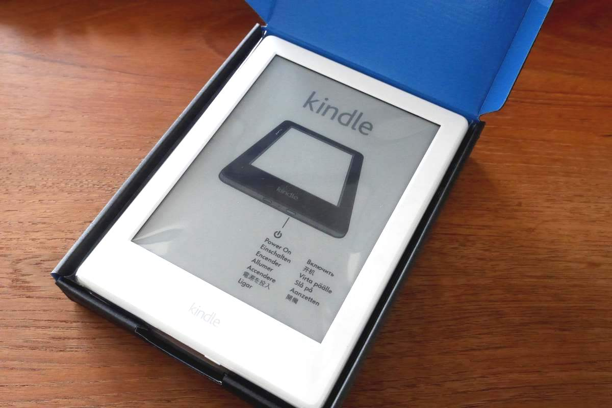 Kindle 8th 1