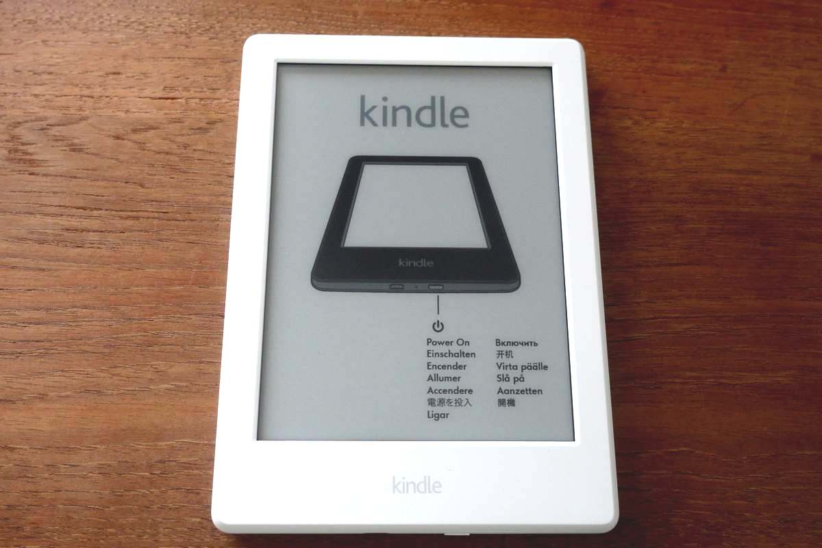 Kindle 8th 3