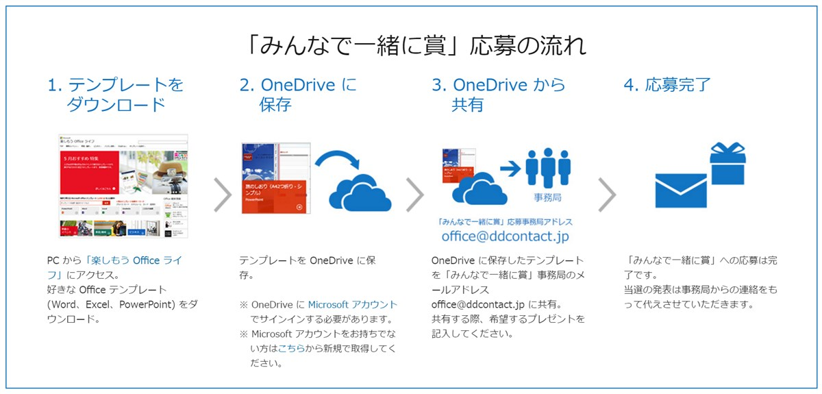 Office x OneDrive campaign - 3
