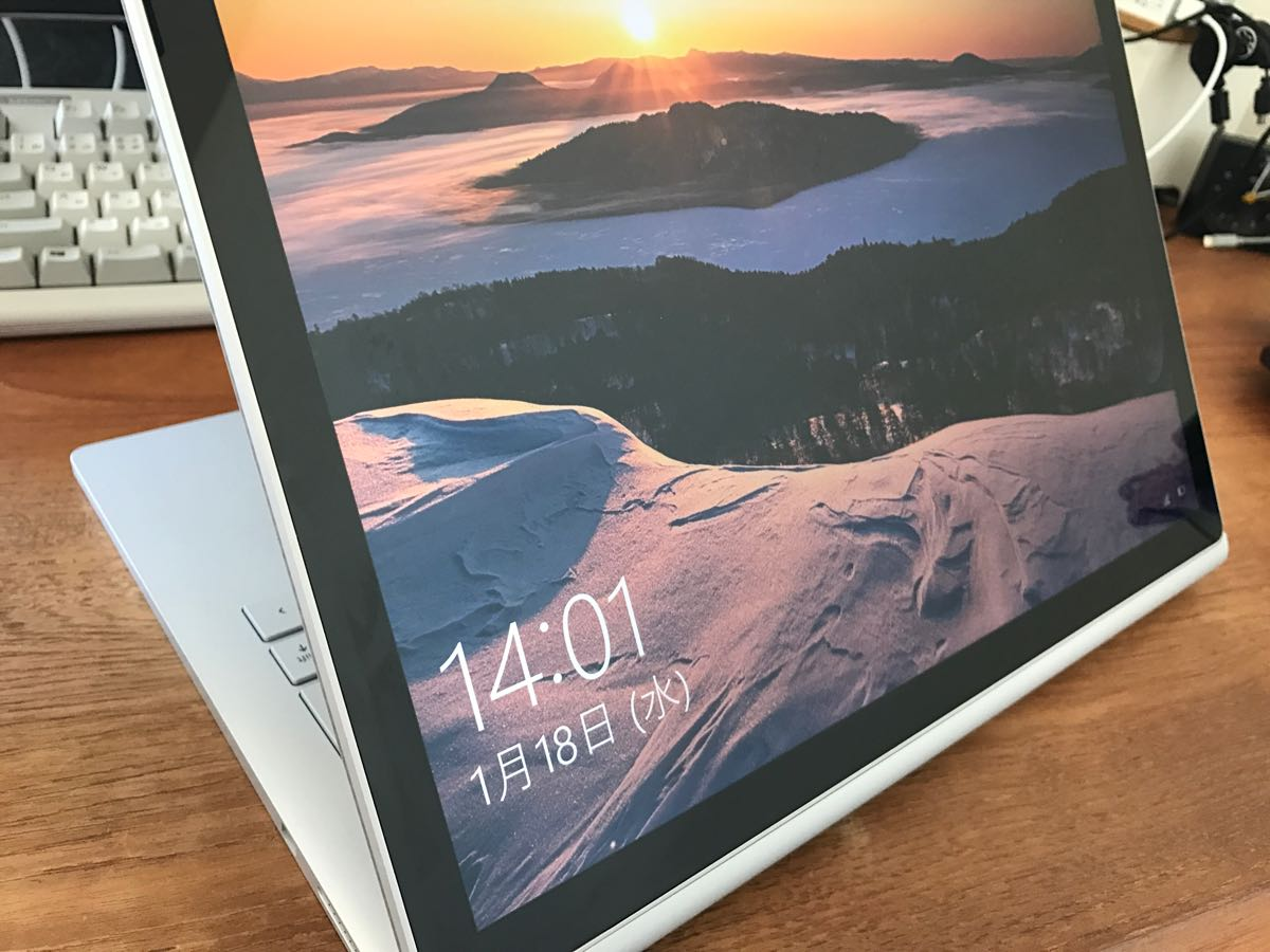 Microsoft Surface Book - 18