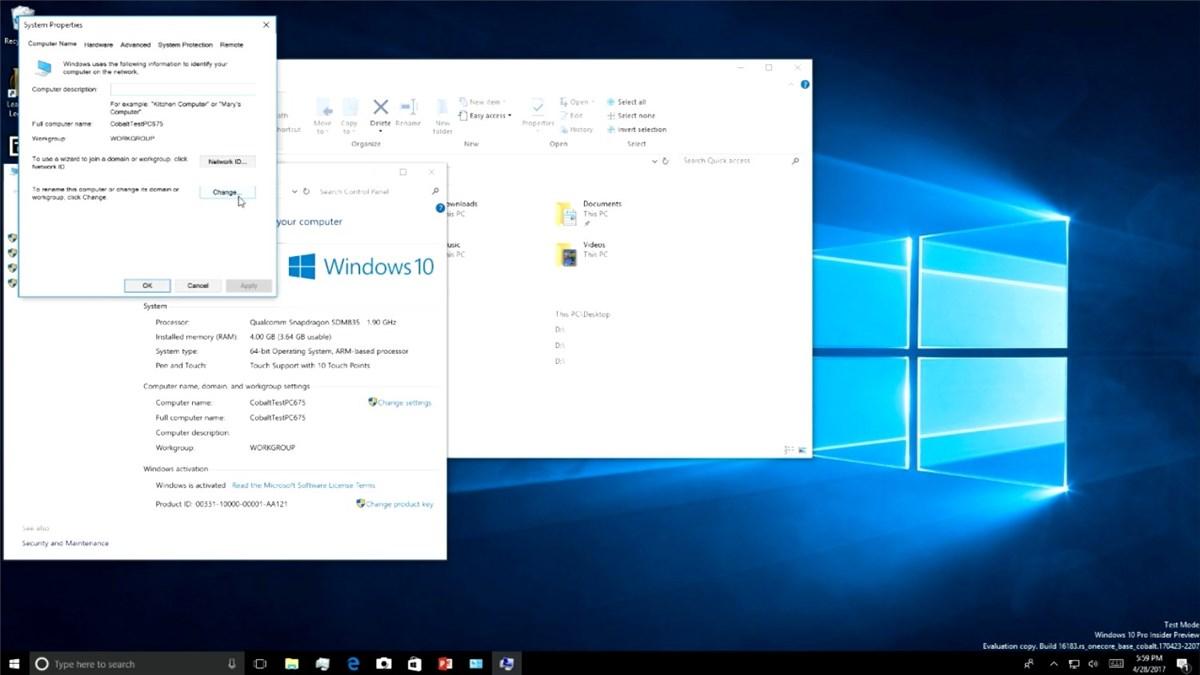 Windows 10 on ARM - 1