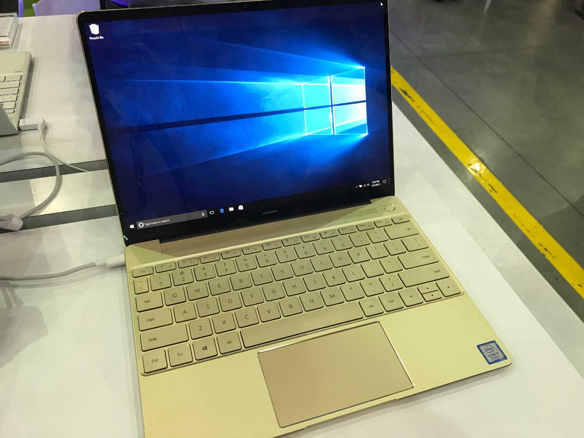 HUAWEI MateBook X - 1