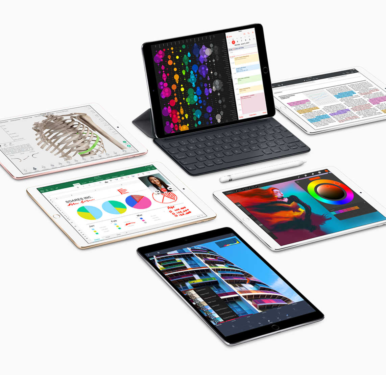 iPad Pro 2017 - 2
