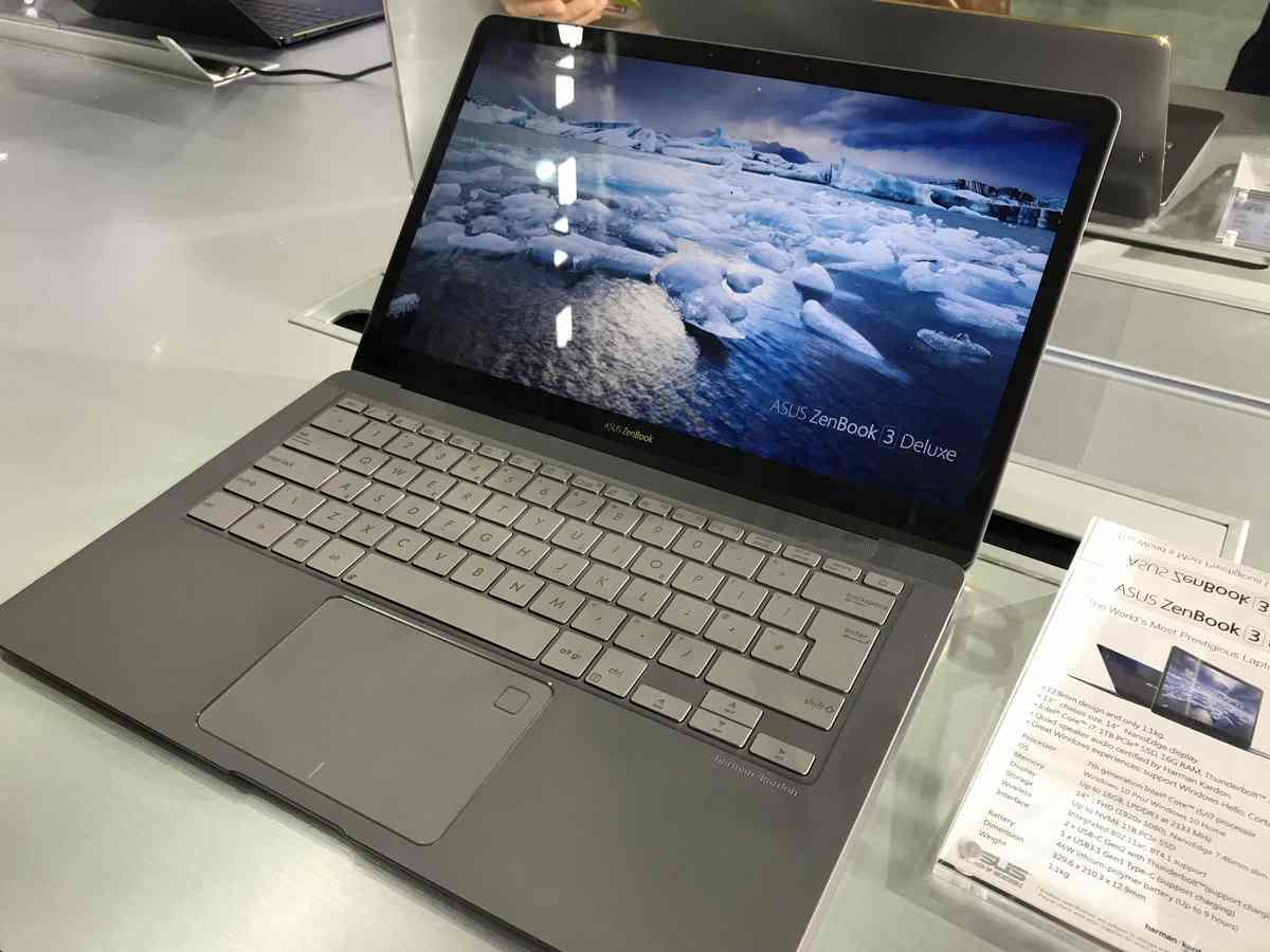 ASUS ZenBook 3 Deluxe - 1