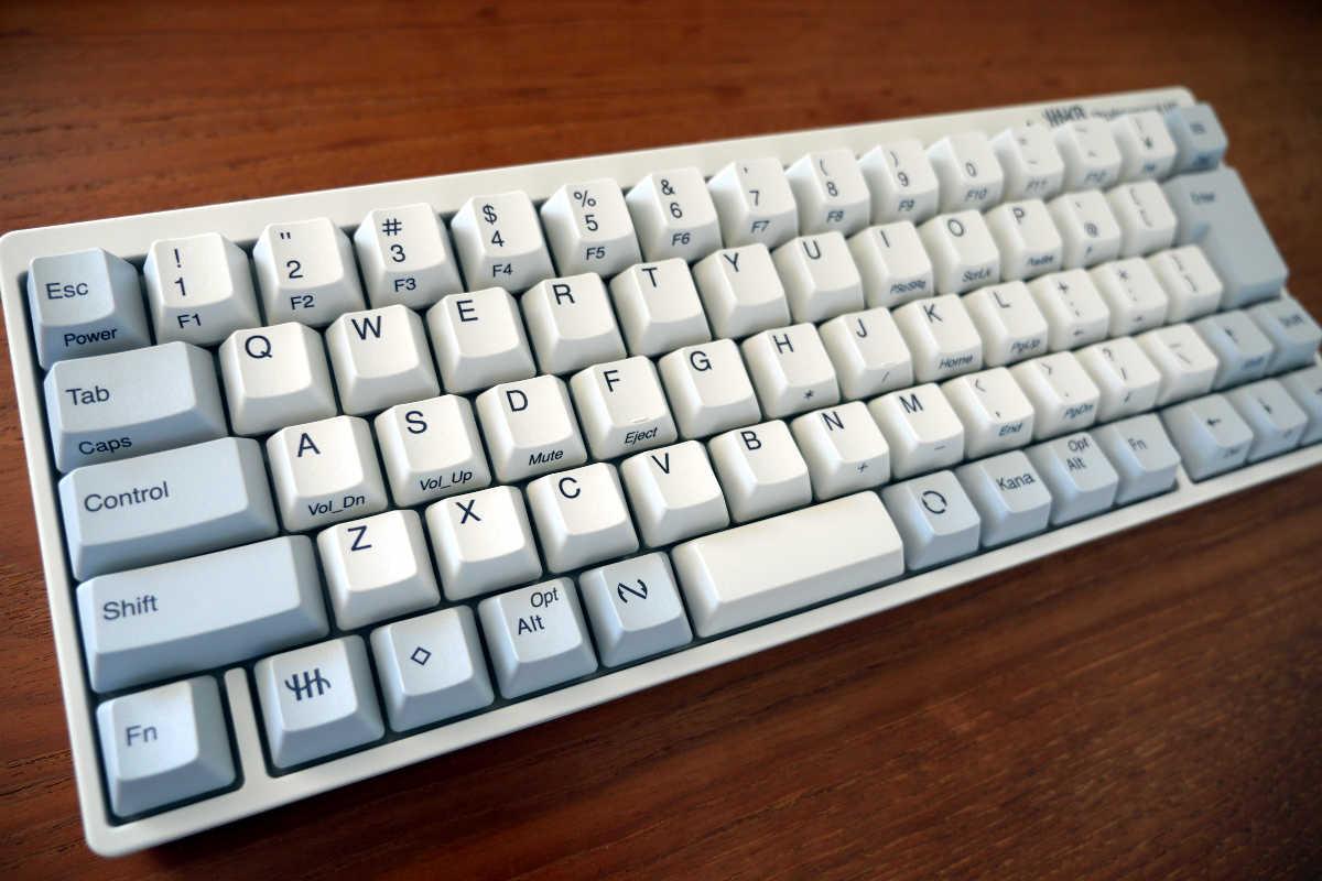 PFU Happy Hacking Keyboard Professional BT - 1