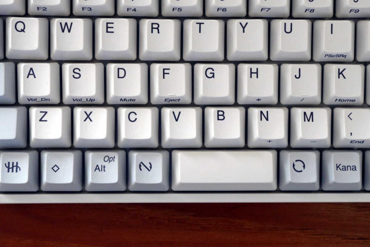 PFU Happy Hacking Keyboard Professional BT - 11