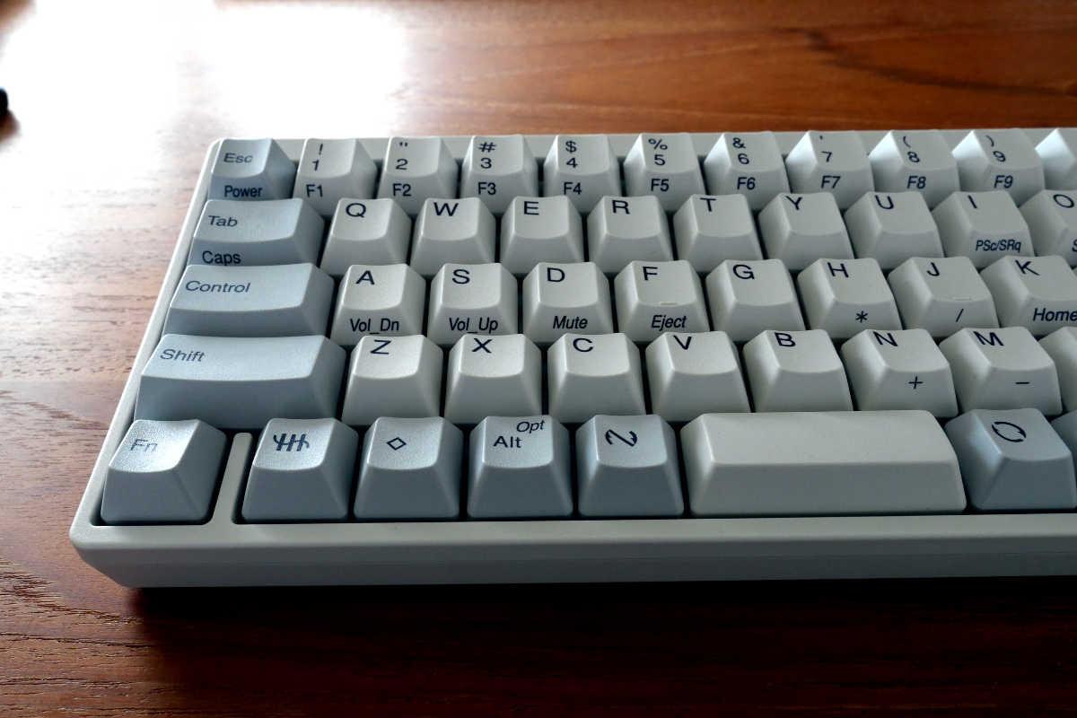 PFU Happy Hacking Keyboard Professional BT - 7