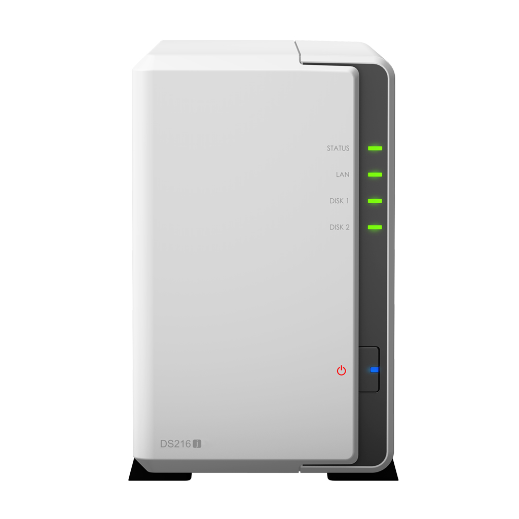 Synology DS216j - 2