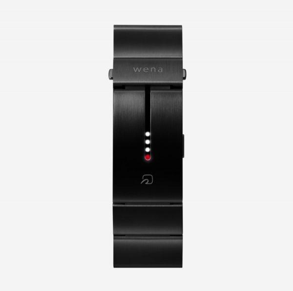 Sony wena wrist - 2
