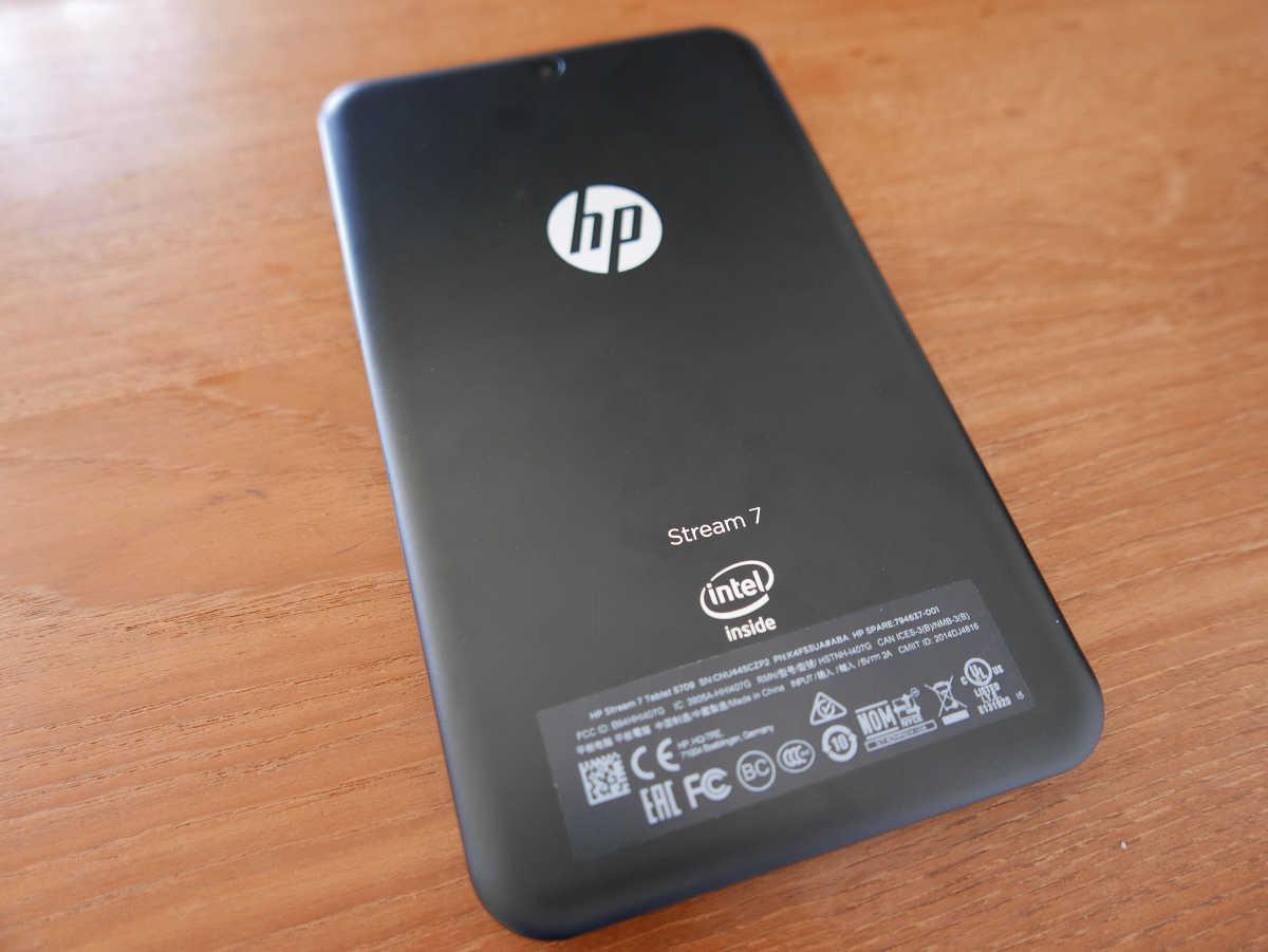 HP Stream 7 - 1