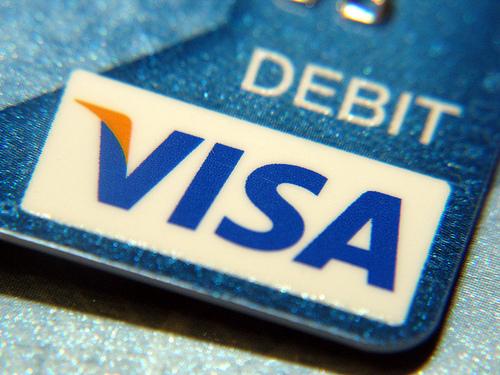 visa debit photo