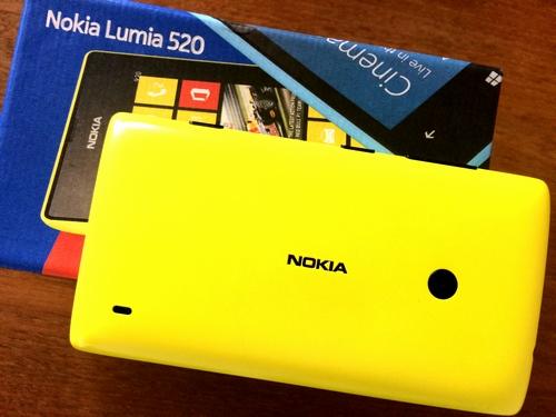 Lumia 520