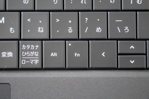 Surface 3 Fn key