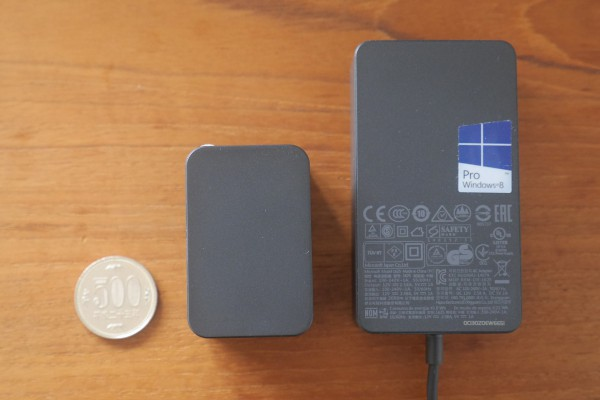 Surface ac adapters