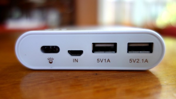 cheero Power Plus 2 ports