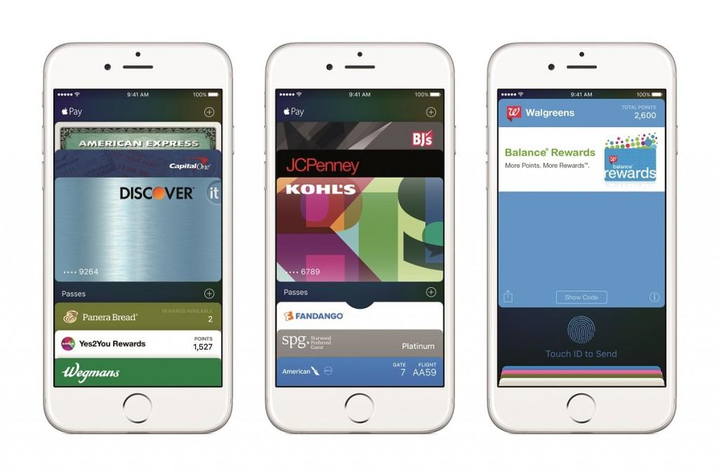 iOS9 Wallet