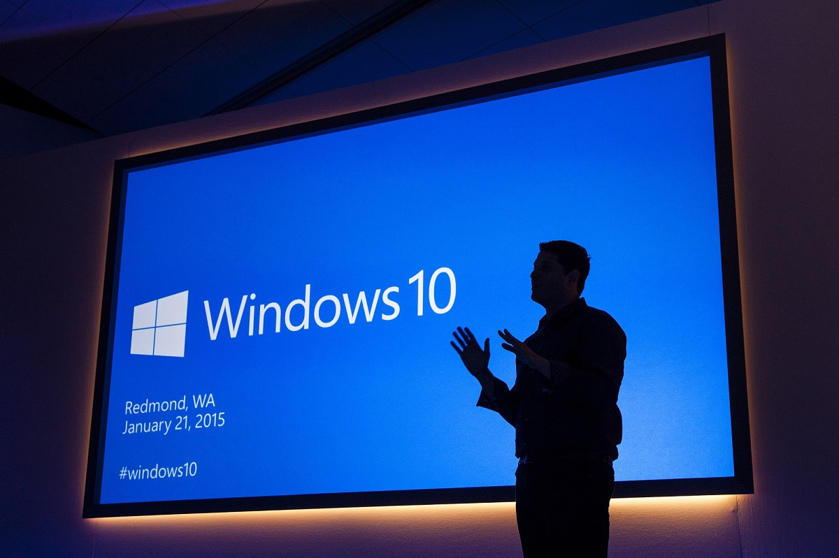 Windows 10 Terry Myerson