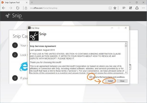 Microsoft Snip download 3