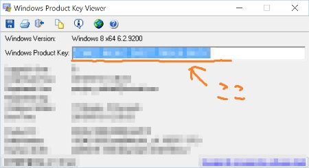 Windows10 Product Key